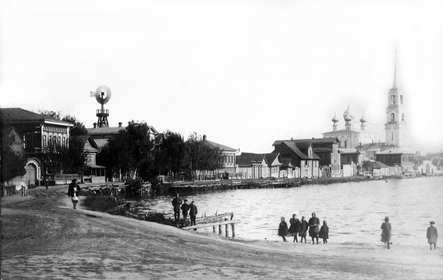 раскладе, какой раньше был город богородск фото том