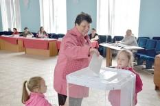Результаты выборов в Государственную думу 2016 по Богородску