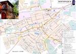 Карта города Богородска. Схема Богородска.